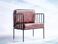 Armchair (Bronze) 1/6 Scale Accessory
