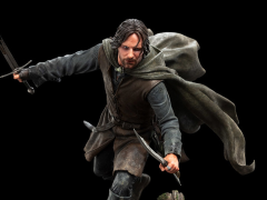 The Lord of the Rings Aragorn At Amon Hen Limited Edition Statue