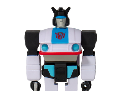 Transformers ReAction Jazz Figure