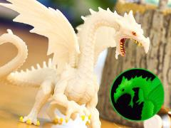 Dragon Collection Glow-in-the-Dark Snow Dragon
