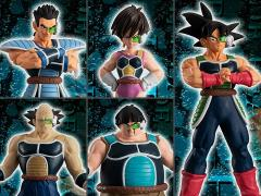 Dragon Ball Z HG Bardock's Planet Elite Force Exclusive Set