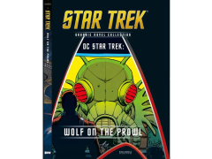Star Trek Graphic Novel Collection #57 Wolf On The Prowl