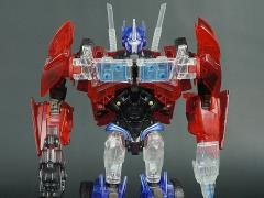 Transformers Prime First Edition Shining Optimus Prime Exclusive