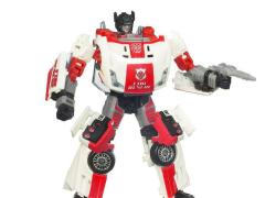 Transformers Generations Deluxe Red Alert
