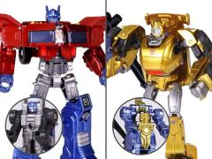 Transformers: Fall of Cybertron TG24 Optimus Prime & Bumblebee