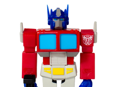 Transformers ReAction Optimus Prime Figure