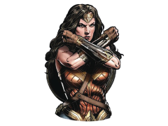 Justice League Wonder Woman Bust Bank