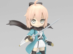 Fate/Grand Order Petitrits Saber (Okita Souji) Model Kit