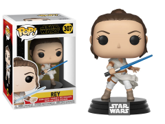 Pop! Star Wars: The Rise of Skywalker - Rey