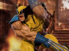 X-Men Battle Diorama Series Wolverine 1/10 Art Scale Limited Edition Statue