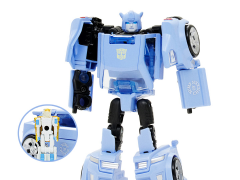 Transformers BUMP OF CHICKEN x Sonic Blue Bumble & Exo Suit Chama Exclusive