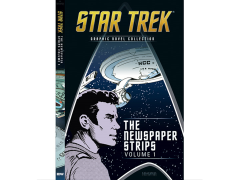 Star Trek Graphic Novel Collection #15 The Newspaper Strips Vol. 1