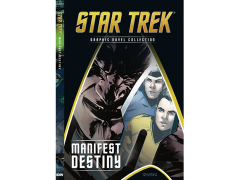Star Trek Graphic Novel Collection #45 Manifest Destiny