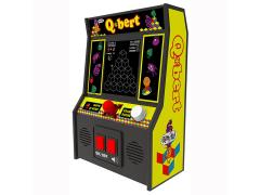 Q*bert Retro Arcade Game