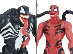 Marvel Venom Carnage & Venom Two-Pack