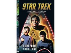 Star Trek Graphic Novel Collection #44 Burden of Knowledge