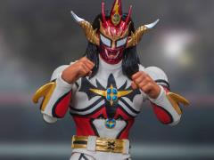 New Japan Pro-Wrestling Jyushin Thunder Liger 1/12 Scale Figure