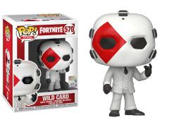 Pop! Games: Fortnite - Wild Card (Diamond)