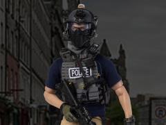 Metropolitan Police Service Specialist Firearms Command (2019 Ver.) 1/6 Scale Figure