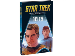 Star Trek Graphic Novel Collection #71 Deity
