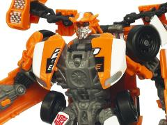 Transformers: Dark of the Moon MechTech Deluxe Track Battle Roadbuster Exclusive