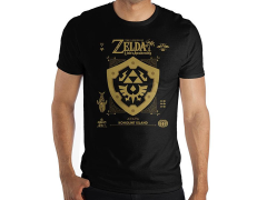 The Legend of Zelda: Link's Awakening Koholint Island T-Shirt