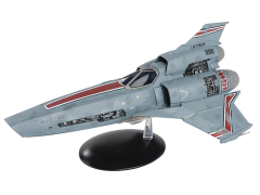 Battlestar Galactica Ship Collection #15 Viper MK-III (Blood & Chrome)