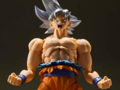 Dragon Ball Super S.H.Figuarts Goku (Ultra Instinct)