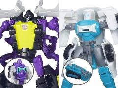 Transformers Thrilling 30 Legends Wave 2 Set of 2 Two-Packs
