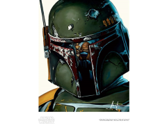 Star Wars Dangerous Negotiations Limited Edition Giclee