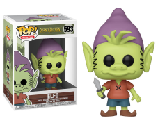 Pop! Animation: Disenchantment - Elfo