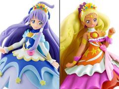 PreCure Cutie Figure Premium 2 Exclusive Set of 2 Figures