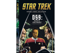 Star Trek Graphic Novel Collection #43 DS9: Hearts and Minds