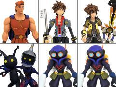 Kingdom Hearts III Select Wave 2 Set of 3 Two-Packs