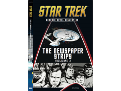 Star Trek Graphic Novel Collection #24 The Newspaper Strips Vol. 2