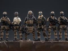 UNSC Team Land Mounted Troops 1/24 Scale Set
