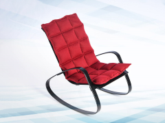 Rocking Chair (Red) 1/6 Scale Accessory