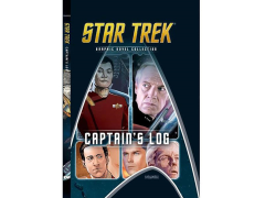 Star Trek Graphic Novel Collection #52 Captain's Log