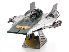 Star Wars Metal Earth Resistance A-Wing Fighter (The Rise of Skywalker) Model Kit