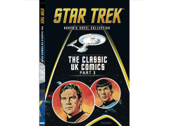 Star Trek Graphic Novel Collection #29 The Classic UK Comics (Part 3)