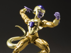 Dragon Ball Z S.H.Figuarts Golden Frieza SDCC 2019 Exclusive