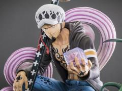One Piece HQS Plus Trafalgar D. Water Law Limited Edition Statue