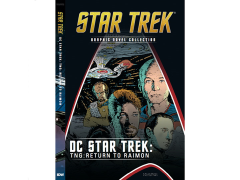 Star Trek Graphic Novel Collection #32 DC Star Trek: TNG - Return to Raimon