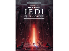 Star Wars: The Art of Star Wars Jedi: Fallen Order