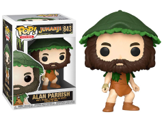 Pop! Movies: Jumanji - Alan Parrish