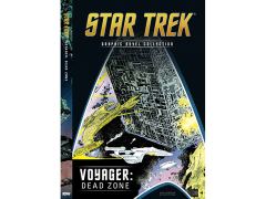 Star Trek Graphic Novel Collection #38 Voyager: Dead Zone
