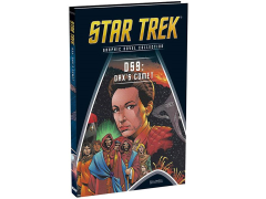 Star Trek Graphic Novel Collection #62 DS9: Dax's Comet