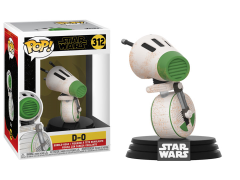 Pop! Star Wars: The Rise of Skywalker - D-O