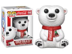 Pop! Ad Icons: Coca-Cola - Polar Bear