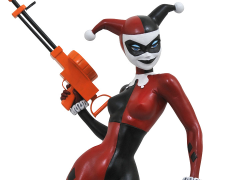 Batman: The Animated Series Premier Collection Harley Quinn Statue